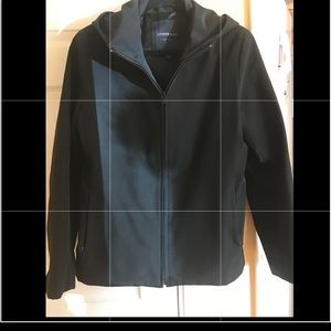 Andrew Marc Black Jacket Size Large
